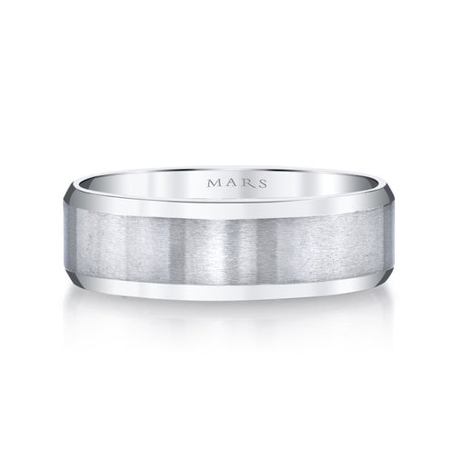 Modern Muse G124, Men's Wedding Band,  - [Wachler]