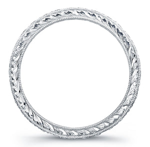 Brilliant Diamond Eternity Band, Wedding Bands,  - [Wachler]