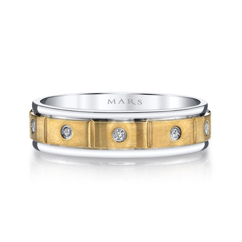 Luxe G134, Men's Wedding Band,  - [Wachler]