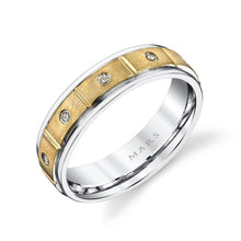 Load image into Gallery viewer, Luxe G134, Men's Wedding Band,  - [Wachler]