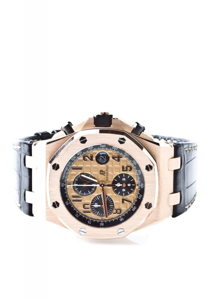 Audemars Piguet Royal Oak Offshore Pink Gold, Watch,  - [Wachler]
