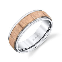 Load image into Gallery viewer, Rebel Hearts G101, Men's Wedding Band,  - [Wachler]