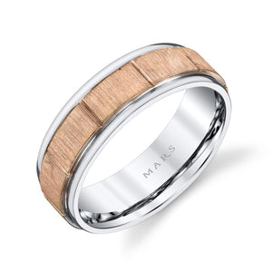 Rebel Hearts G101, Men's Wedding Band,  - [Wachler]