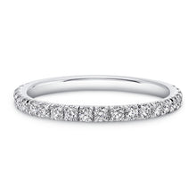 Load image into Gallery viewer, Traditional Round Diamond Eternity Band, Wedding Bands,  - [Wachler]