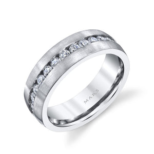 Luxe G117, Men's Wedding Band,  - [Wachler]