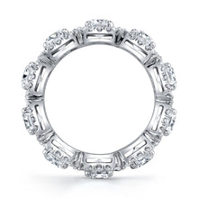 Load image into Gallery viewer, Round Diamond Eternity Band, Bridal,  - [Wachler]