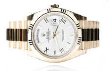 Load image into Gallery viewer, Unworn Rolex Day Date 40mm 18k Yellow Gold, Watch,  - [Wachler]
