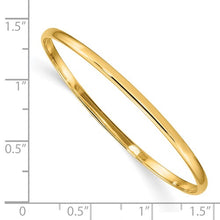 Load image into Gallery viewer, 14k Gold Slip-On Children's Bangle