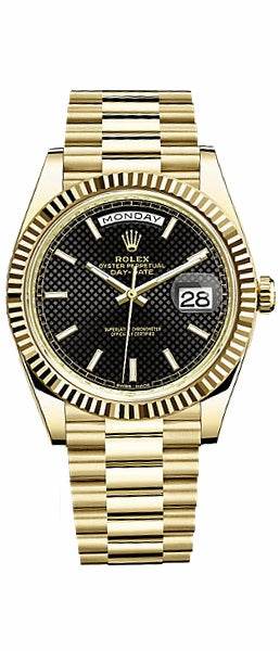 Day-Date 40 Gold Men's Watch 228238