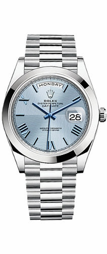 Day-Date 40 Platinum Men's Watch 228206
