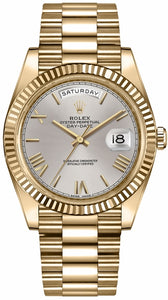 Day-Date 40 Solid Gold President Bracelet Watch 228238