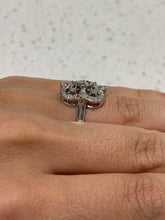 Load image into Gallery viewer, Kwiat Dinner Ring 18k White Gold