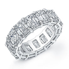 Load image into Gallery viewer, 14 Carat Diamond Eternity Wedding Band, Wedding Bands,  - [Wachler]