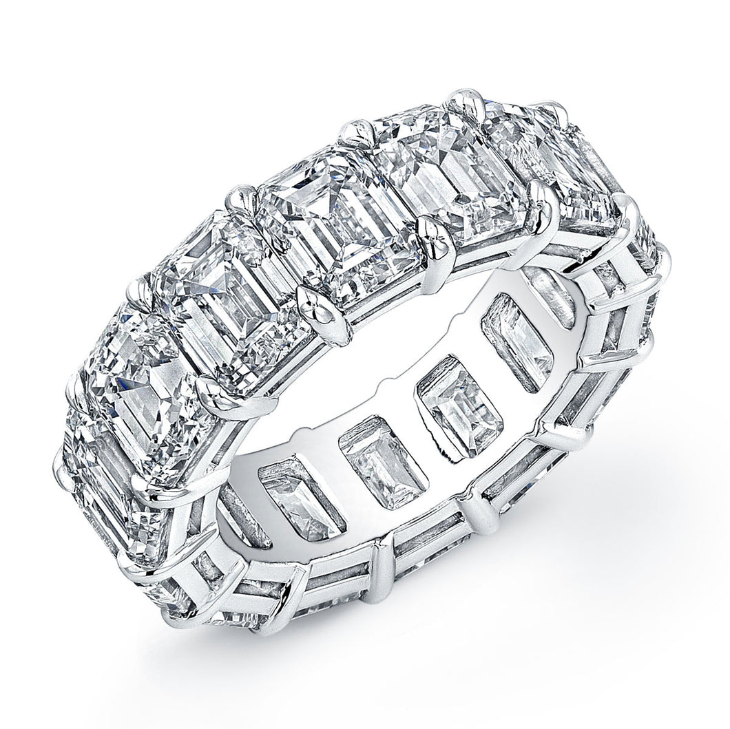 14 Carat Diamond Eternity Wedding Band, Wedding Bands,  - [Wachler]