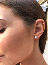 Load image into Gallery viewer, Diamond Stud Earrings by Wachler