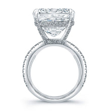 Load image into Gallery viewer, Radiant Cut Diamond Engagement Ring, Engagement Ring,  - [Wachler]
