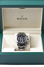 Load image into Gallery viewer, 2017 Rolex Daytona Ceramic Black Complete Unworn, Watch,  - [Wachler]