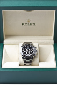 2017 Rolex Daytona Ceramic Black Complete Unworn, Watch,  - [Wachler]