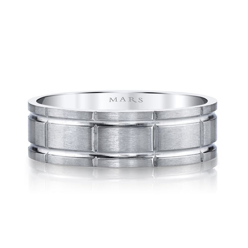 Modern Muse G129, Men's Wedding Band,  - [Wachler]