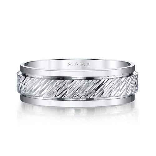 Infinite Allure G104, Men's Wedding Band,  - [Wachler]