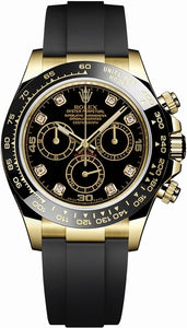 Cosmograph Daytona 18k Yellow Gold Men's Watch 116518LN