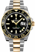 Load image into Gallery viewer, GMT-Master II Black Men's Watch 116713