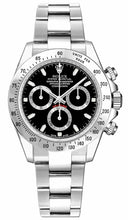 Load image into Gallery viewer, Cosmograph Daytona Steel Bezel Black Dial 116520