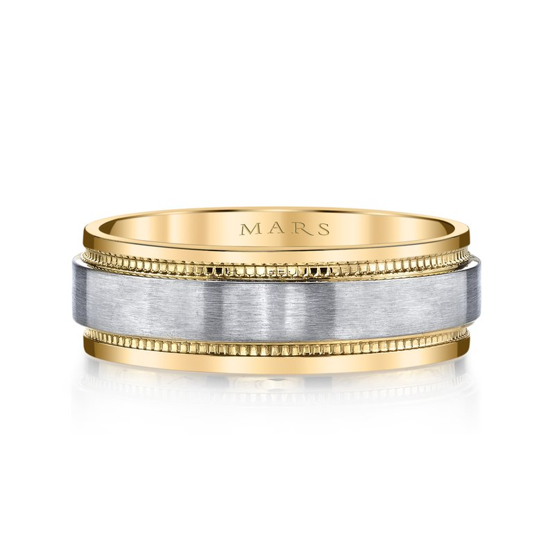 Grand Estates G133, Men's Wedding Band,  - [Wachler]