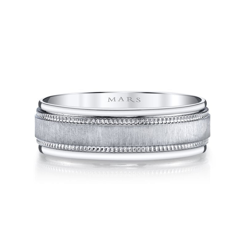 Grand Estates G125, Men's Wedding Band,  - [Wachler]