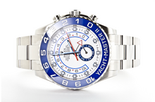 Load image into Gallery viewer, Rolex Yachtmaster II 44mm SS Box & Card, Watch,  - [Wachler]