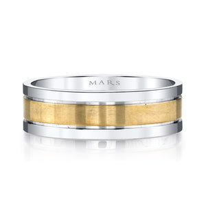 Rebel Hearts G103, Men's Wedding Band,  - [Wachler]