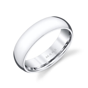 Ever After G138, Men's Wedding Band,  - [Wachler]