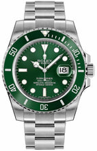 Load image into Gallery viewer, Submariner Date Hulk Oystersteel Men's Watch 116610LV