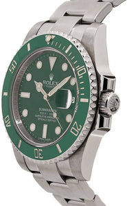 Submariner Date Hulk Oystersteel Men's Watch 116610LV