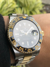 Load image into Gallery viewer, Rolex GMT Master II 18k Yellow & Stainless Steel, [product_type],  - [Wachler]