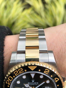 Rolex GMT Master II 18k Yellow & Stainless Steel, [product_type],  - [Wachler]