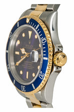 Load image into Gallery viewer, Submariner Date Blue Dial Men's Watch 16613LB