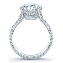Load image into Gallery viewer, Oval Cut Diamond Engagement Ring, Engagement Ring,  - [Wachler]
