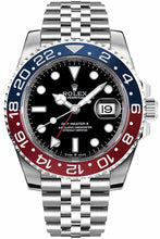 Load image into Gallery viewer, GMT-Master II Pepsi Luxury Men's Watch 126710BLRO