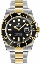 Load image into Gallery viewer, Submariner Date Men's Two-Tone Watch 116613
