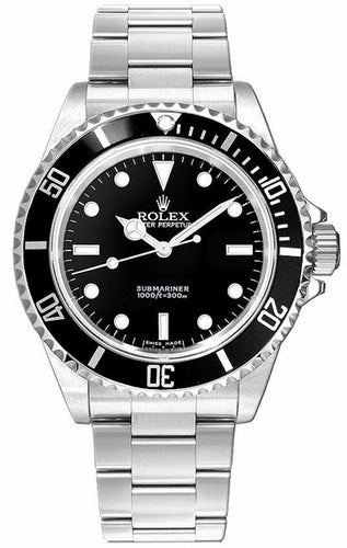 Submariner Black Dial Men's Watch 14060M
