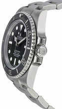 Load image into Gallery viewer, Submariner Men's Luxury Diver Watch Black Dial 114060