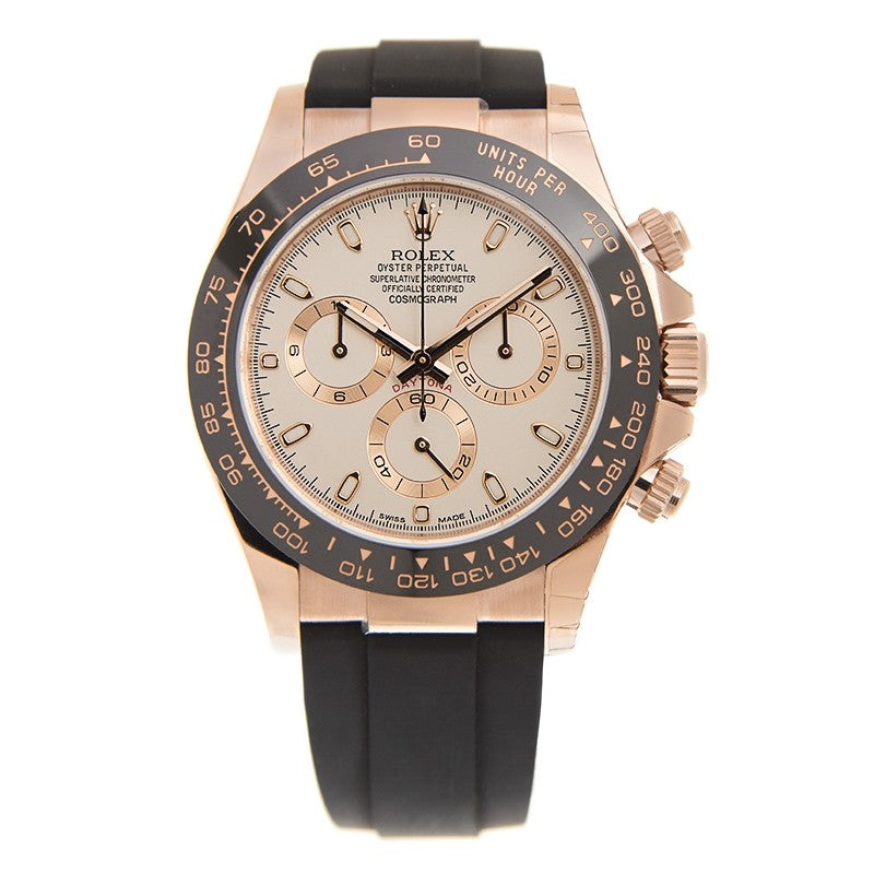 Cosmograph Daytona Chronograph Automatic Men's Watch 116515 IVSR
