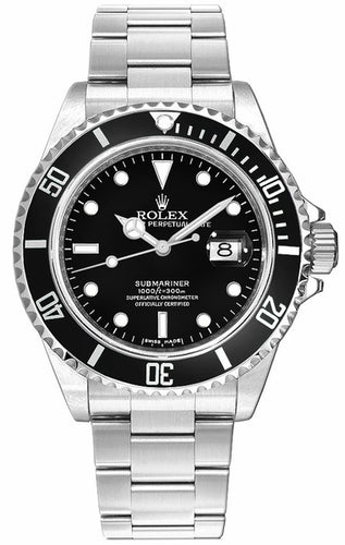 Submariner Date 40mm Men's Watch 16610