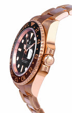 Load image into Gallery viewer, GMT-Master II Root Beer Rose Gold 126715CHNR