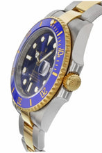 Load image into Gallery viewer, Submariner Date Two Tone Blue Dial Men's Watch 116613LB