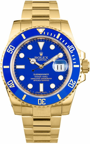 Submariner Date Men's Watch 16618