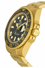 Load image into Gallery viewer, GMT-Master II Gold Men's Watch 116718