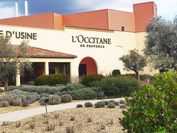 My Trip to L'Occitane Factory in France - Business With Love