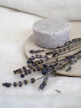 Load image into Gallery viewer, Lavender Solid Moisturizing Body Cleanser with Lavender Essential Oil and Cocoa Butter